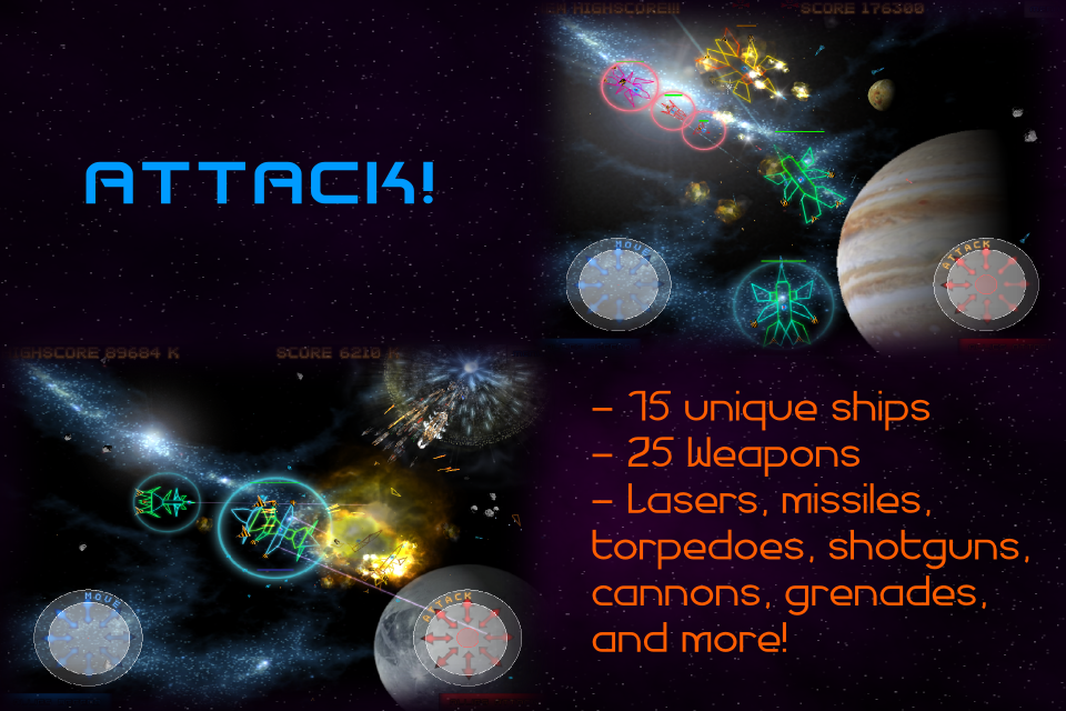 Screenshot Space Conquest