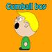 Gumball boy